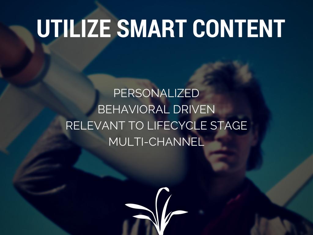 Smart Content and Smart Website