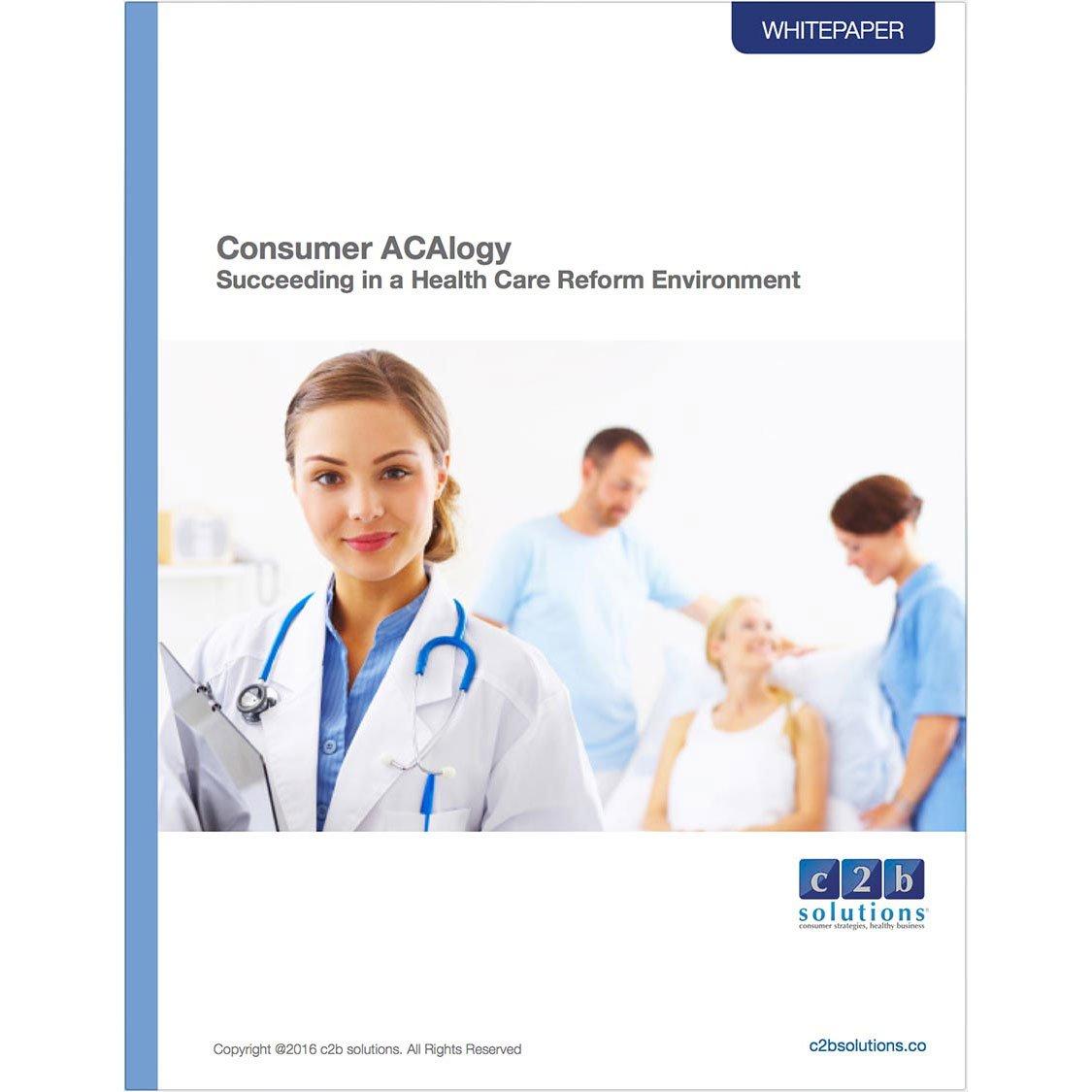 Consumer ACAlogy Whitepapter