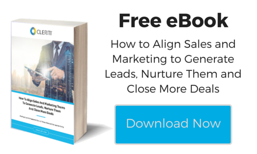 How to Align Sales and Marketing to Generate Leads, Nurture Them and Close More Deals