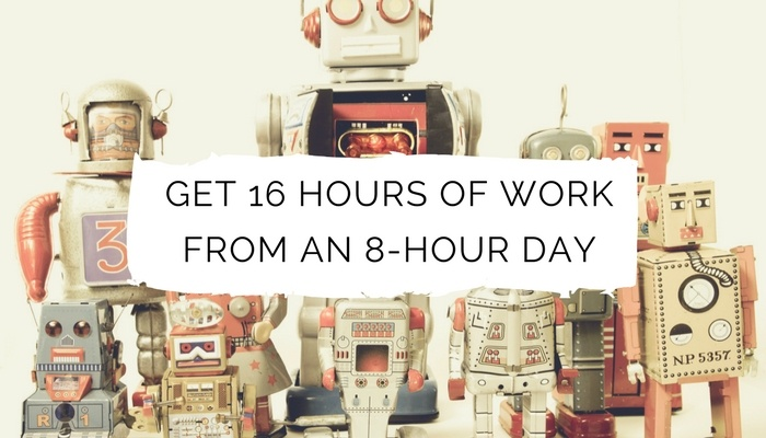 Marketing Automation Gets 16 Hours from an 8 Hour Work Day